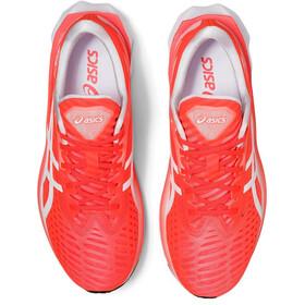 asics Novablast Tokyo Schuhe Damen sunrise red/white